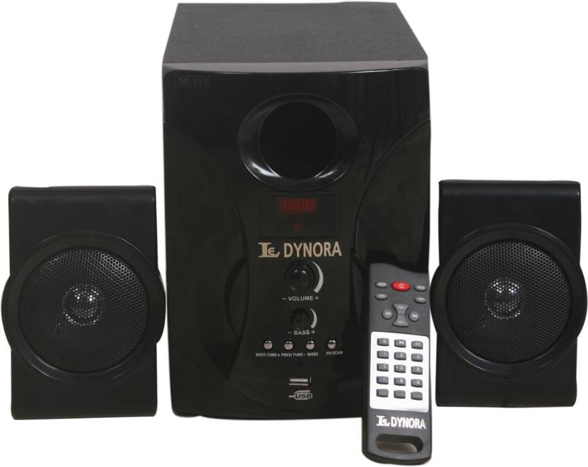LE-DYNORA LD-M111 2.1 Home Theatre System (MULTIMEDIA)