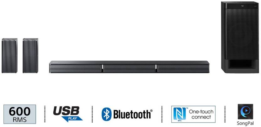 Best Sound Bars Under 20000 In India  Samsung HW M360/XL 200 W Dolby Wireless Bluetooth