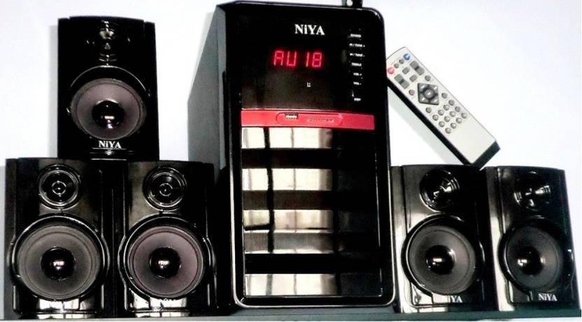 Niya 515151M 5.1 Home Theatre System