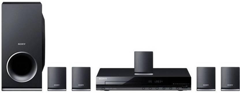 Sony DAV-TZ145 5.1 2 Front Speakers, 2 Surround Speakers, 1 Centre Speaker, 1 Subwoofer