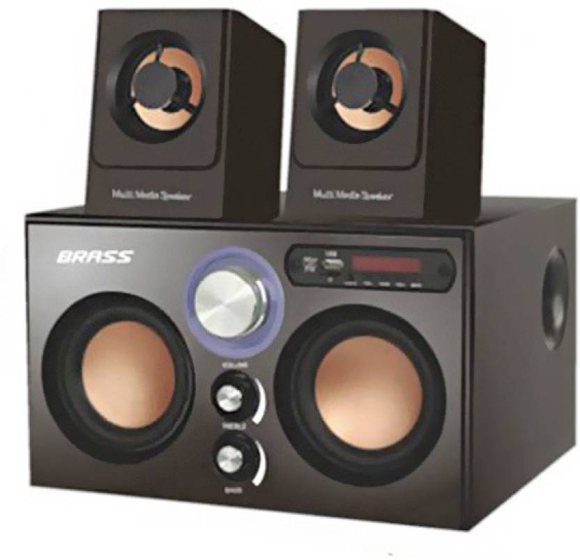 Brass 922 2.1 Home Theatre System (MP3)