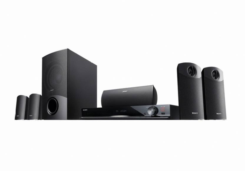 Sony DAV-DZ340 5.1 Home Theatre System