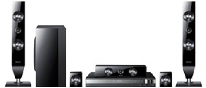 Samsung HT-D453HK 5.1 Home Theatre System