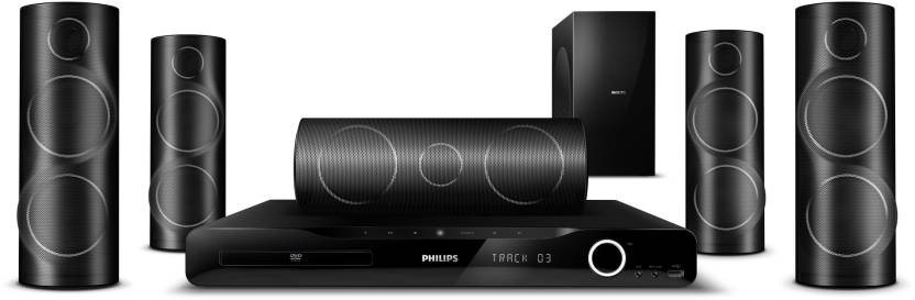 Philips HTS5530/55 5.1 Home Theatre System