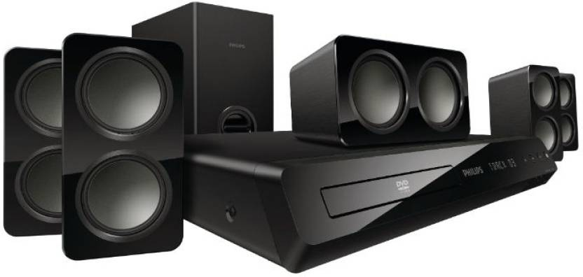 Philips HTS3531 5.1 Home Theatre System