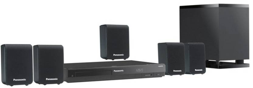 Panasonic XH150 5.1 Home Theatre System