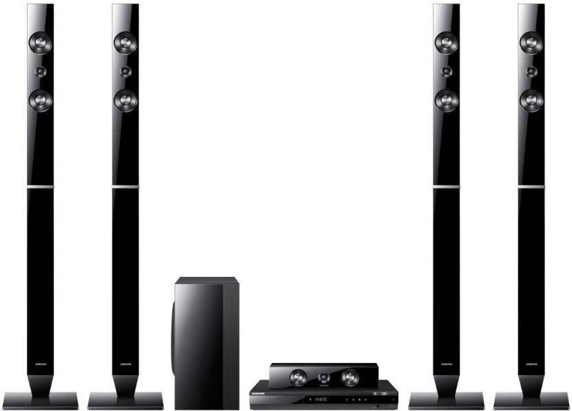 Samsung HT-D555K 5.1 Home Theatre System