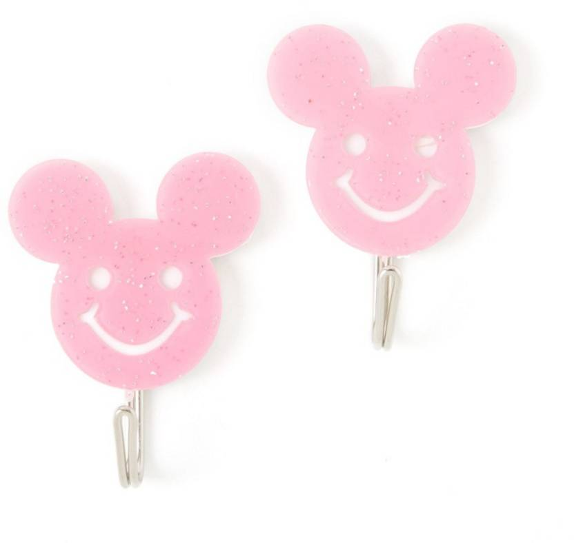 EZ Life Smiling Mickey Hook Pack of 2