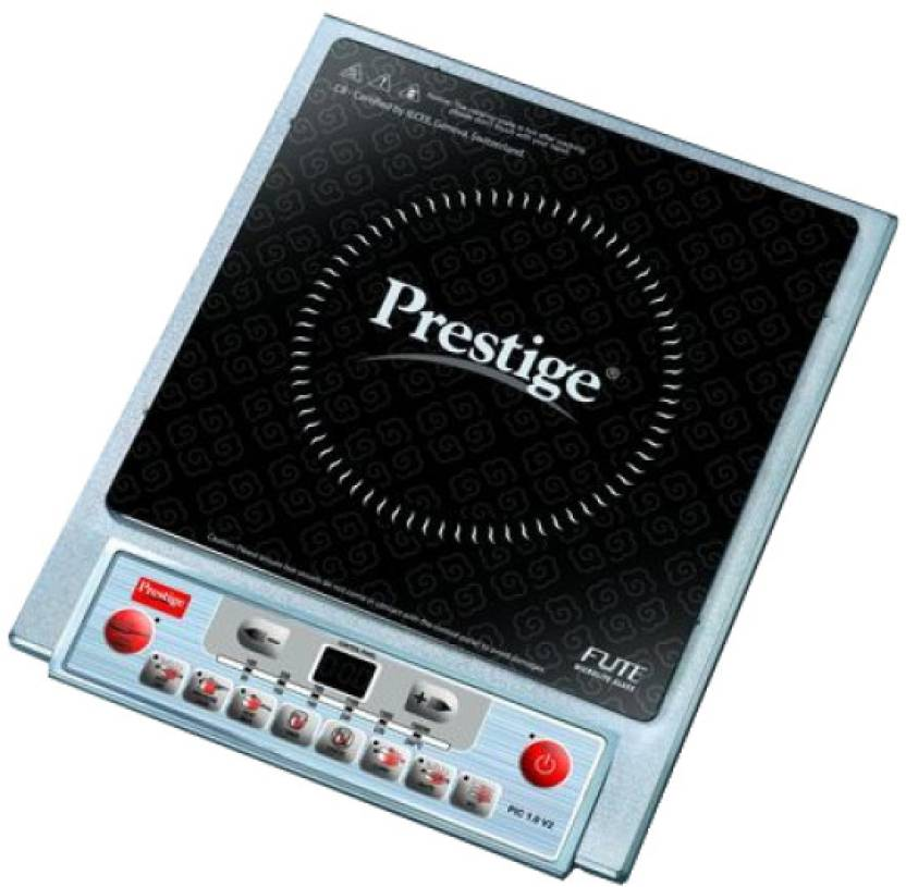 Prestige Pic 1 0 V2 Induction Cook Top White Touch Panel