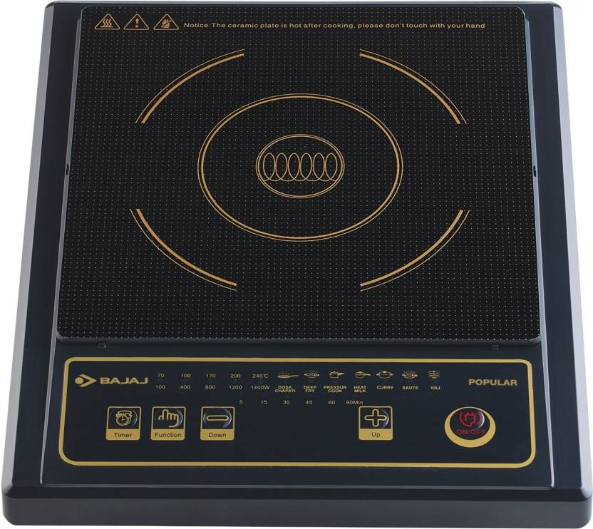 Bajaj Popular Induction Cooktop