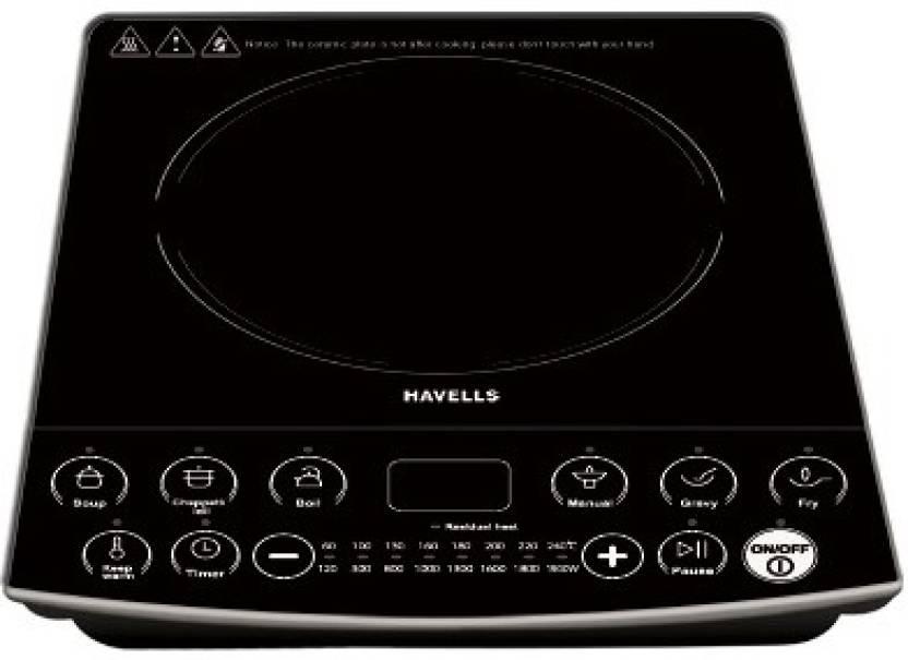 Havells Insta Cook Et Induction Cooktop Buy Havells