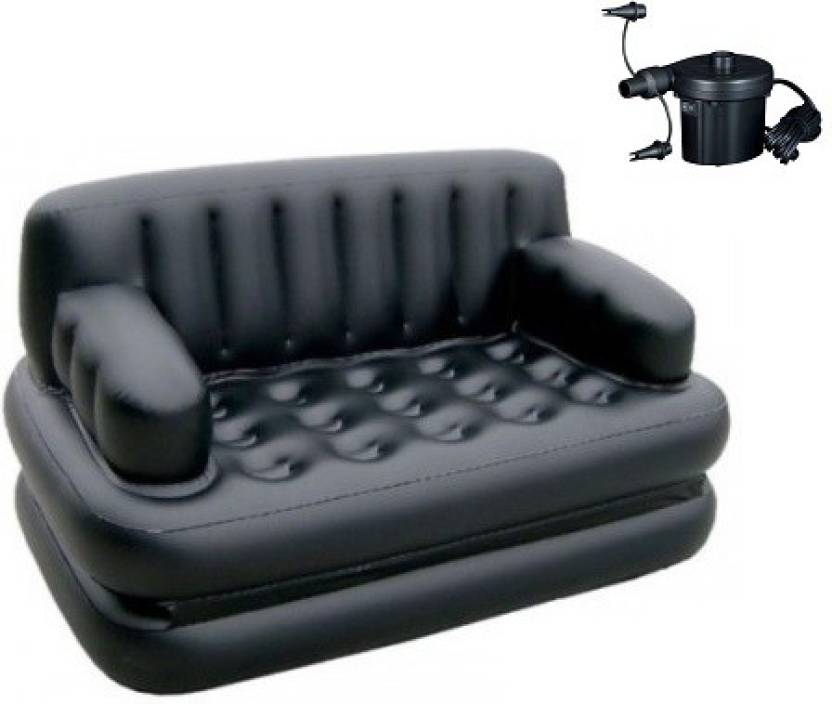 Inflatable Sofa Bed Flipkart: Portable Sofa Armrest