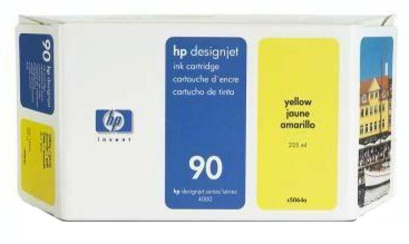HP 90 Yellow Ink Cartridge