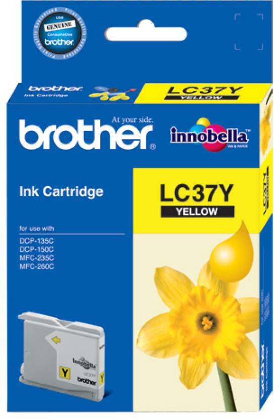 Brother LC 37Y Ink cartridge