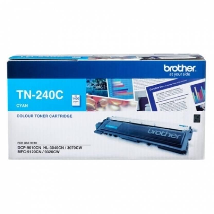Brother TN 240C Toner cartridge