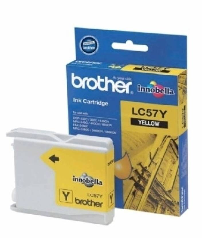 Brother LC 57Y Ink cartridge