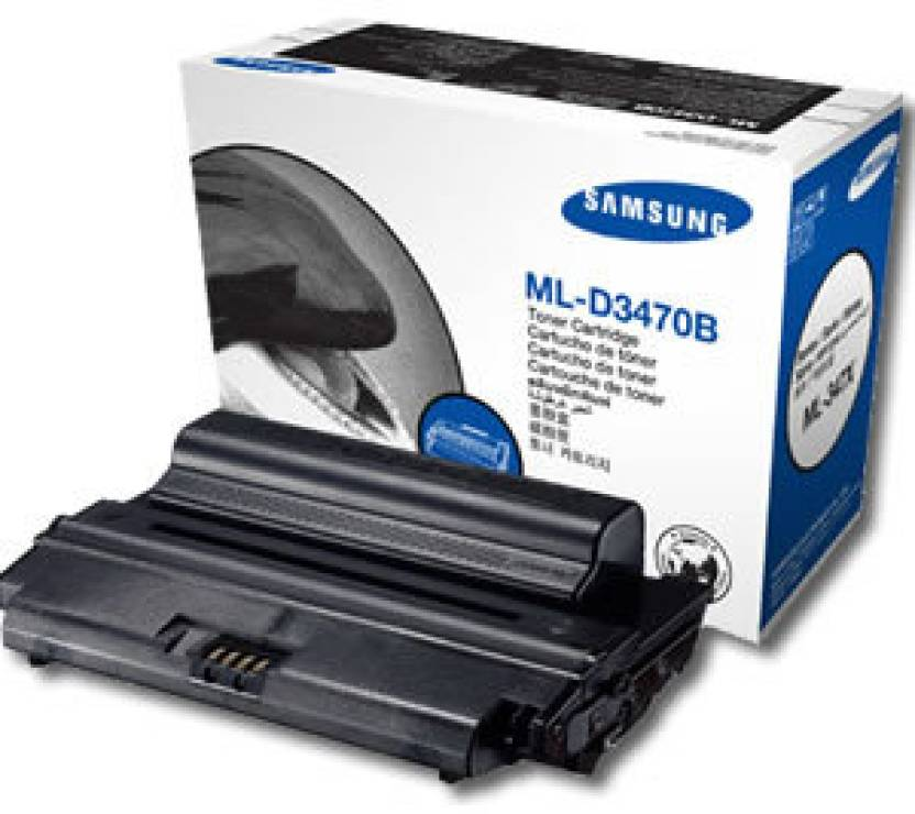 Samsung ML D3470B Black Toner Cartridge