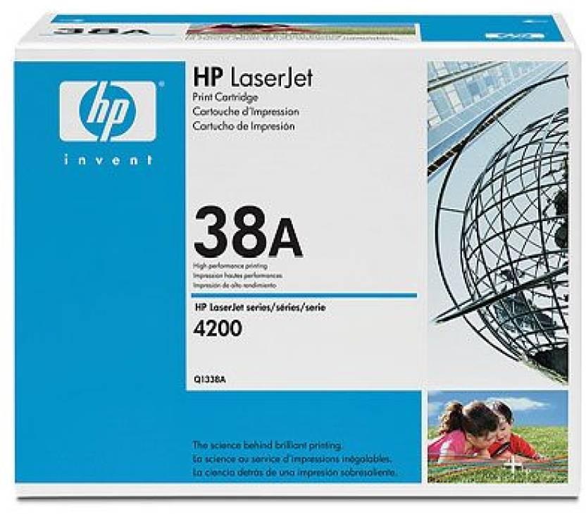 HP LaserJet Q1338A Black Print Cartridge