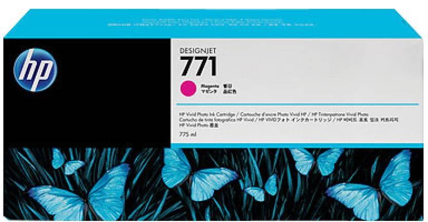 HP 771 775-ml Magenta Designjet Ink Cartridge