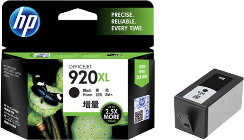 HP 920XL Single Color Ink Cartridge