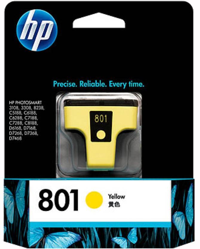 HP 801 Ink Cartridge