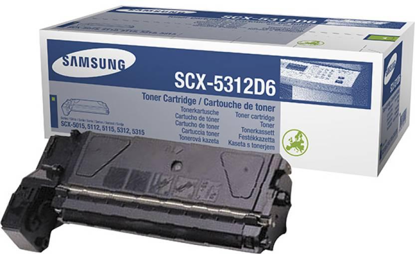 Samsung SCX 5312D6 Black Toner Cartridge