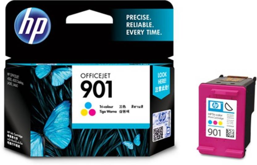 HP 901 Tri Color Ink Cartridge