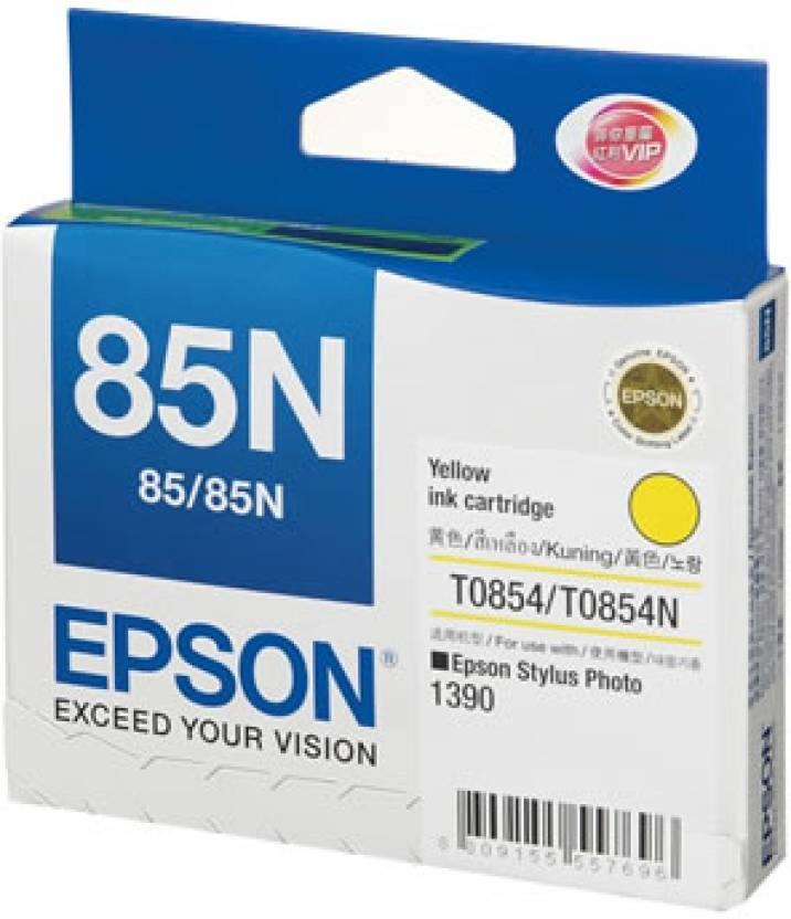 Epson 85N Yellow Ink cartridge C13T122400