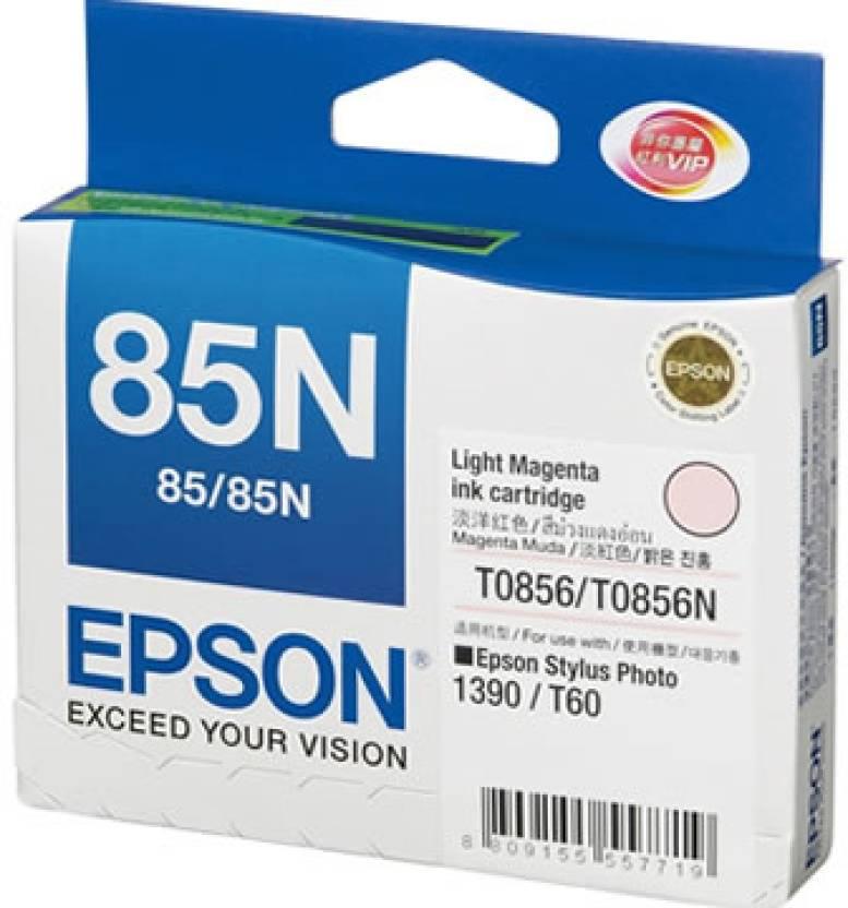 Epson 85N Light Magenta Ink cartridge C13T122600