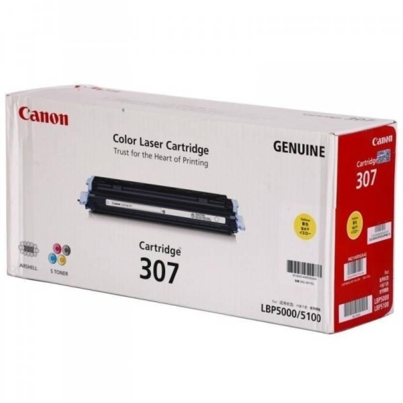 Canon Toner Cartridge 307Y