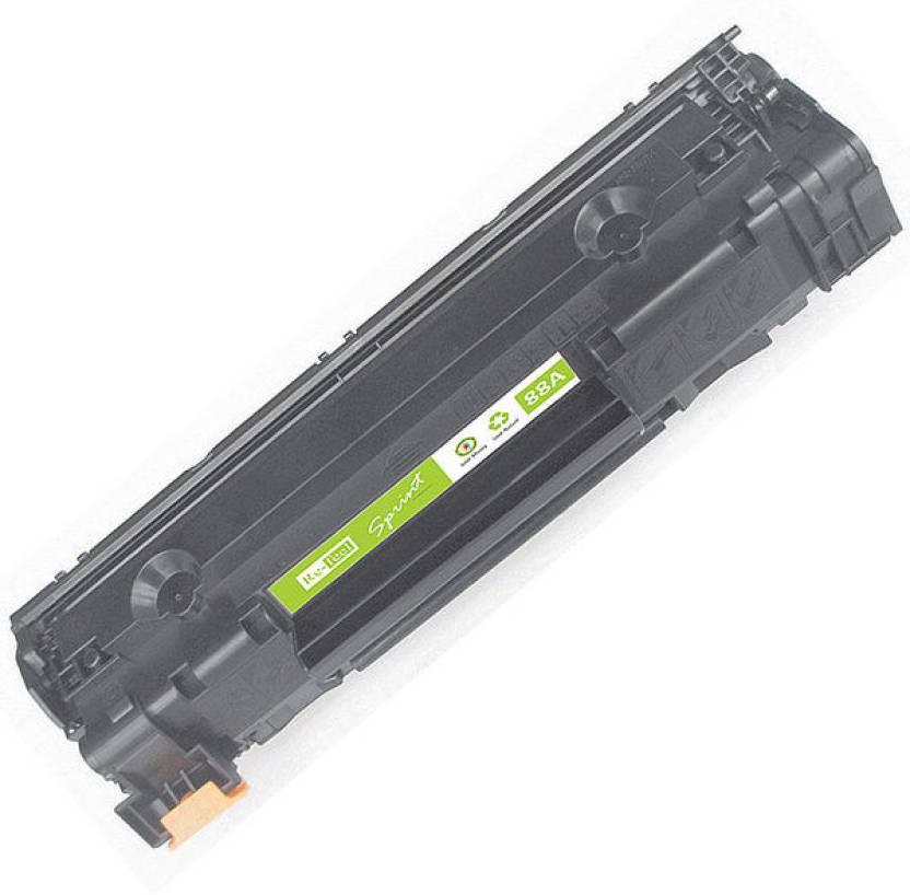Refeel Sprint Compatible HP LaserJet P1007 Printer Single Color Toner