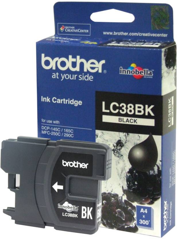 Brother LC 38BK Ink cartridge