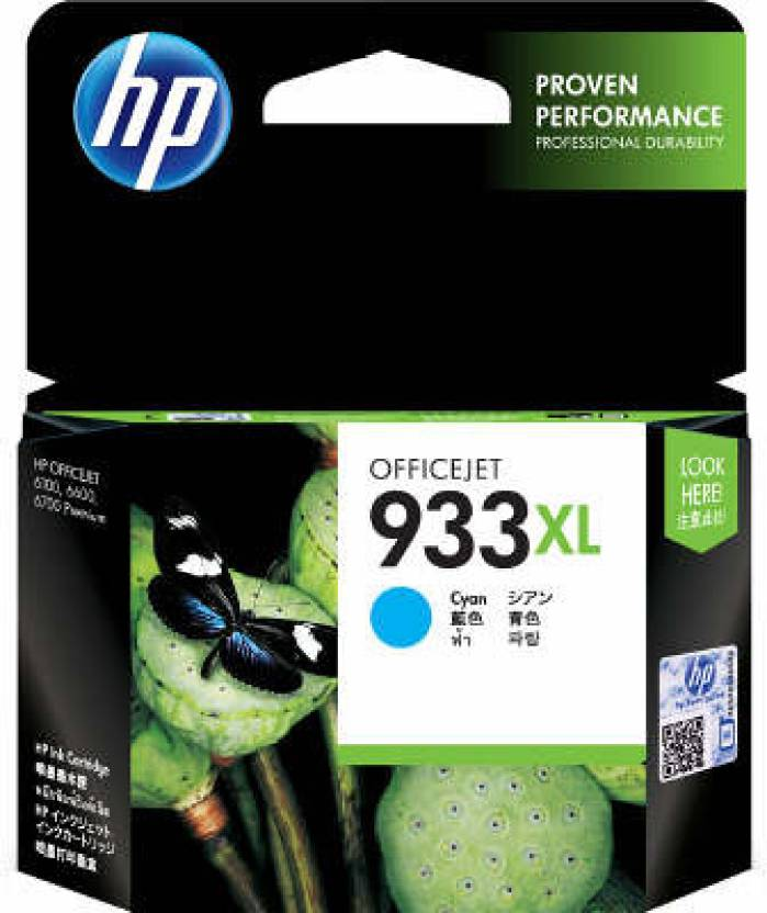 HP 933XL Officejet Single Color Ink