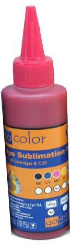 Go Color Epson Sublimation Ink Single Color Ink