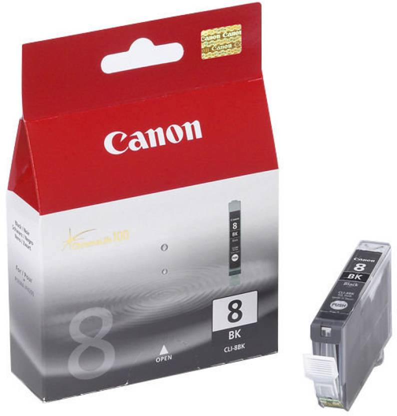 Canon CLI 8 Black Ink cartridge