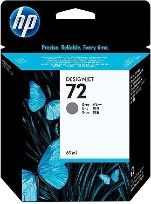 HP 72 69-ml Gray Ink Cartridge