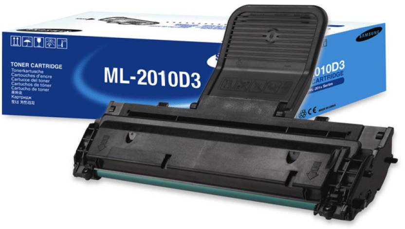Samsung ML 2010D3 Black Toner Cartridge