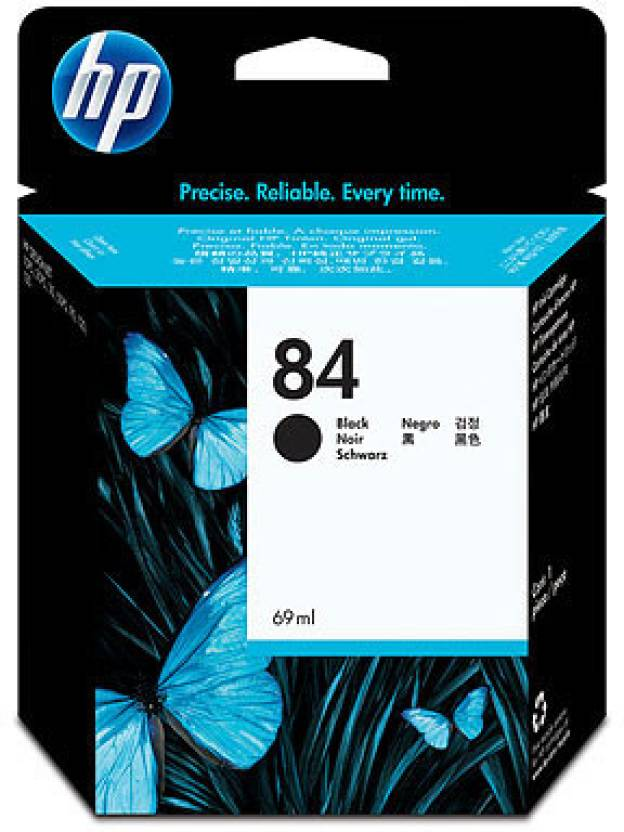 HP 84 Ink Cartridge and Printheads