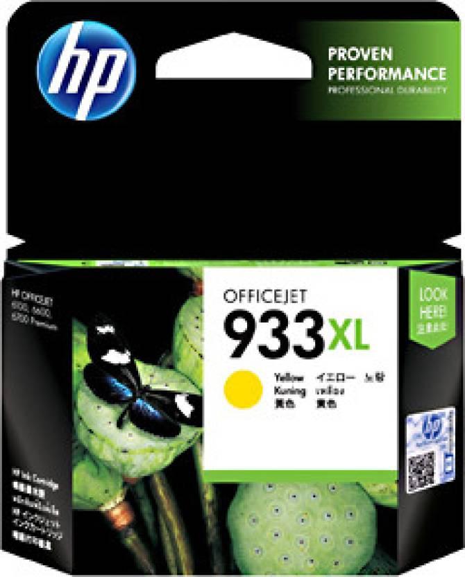 HP 933XL Officejet Single Color Ink