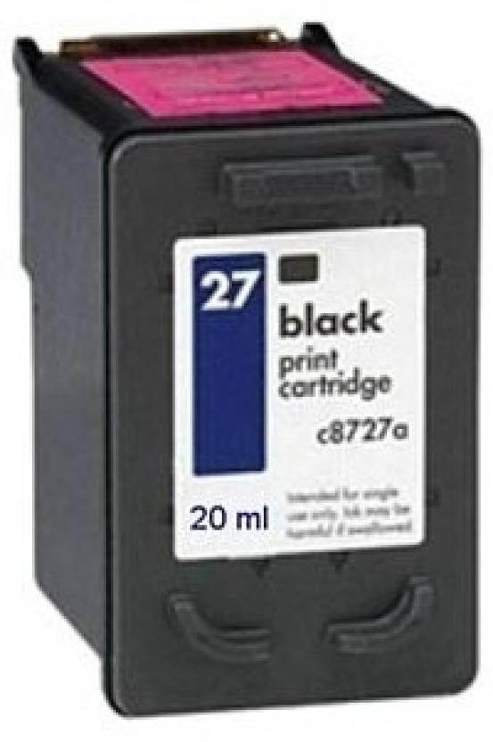 Flowjet Hp 27 Compatible Single Color Ink