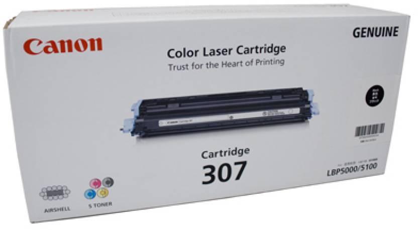 Canon Toner Cartridge 307 Black