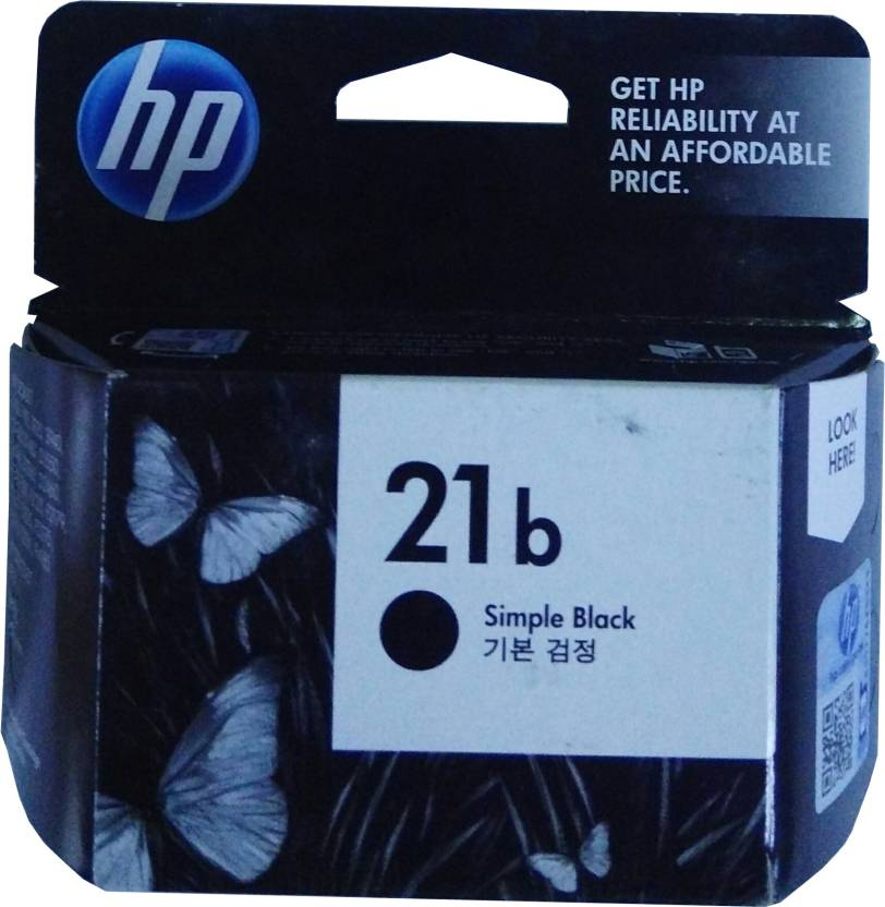 HP 21B Single Color Ink Cartridge