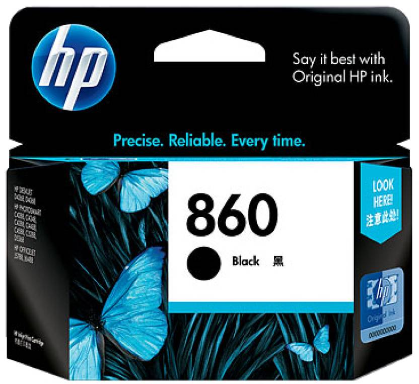 HP 860 Ink Cartridge