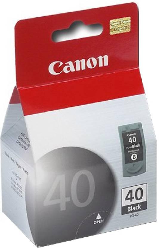 Canon PG-40 Pigment Black Ink Cartridges
