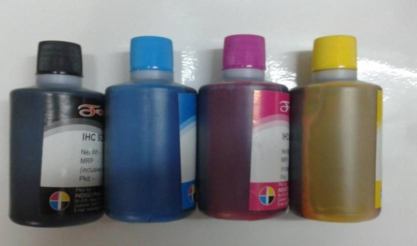 Formujet HP 862 and 920 cartridges ink Multi Color ink