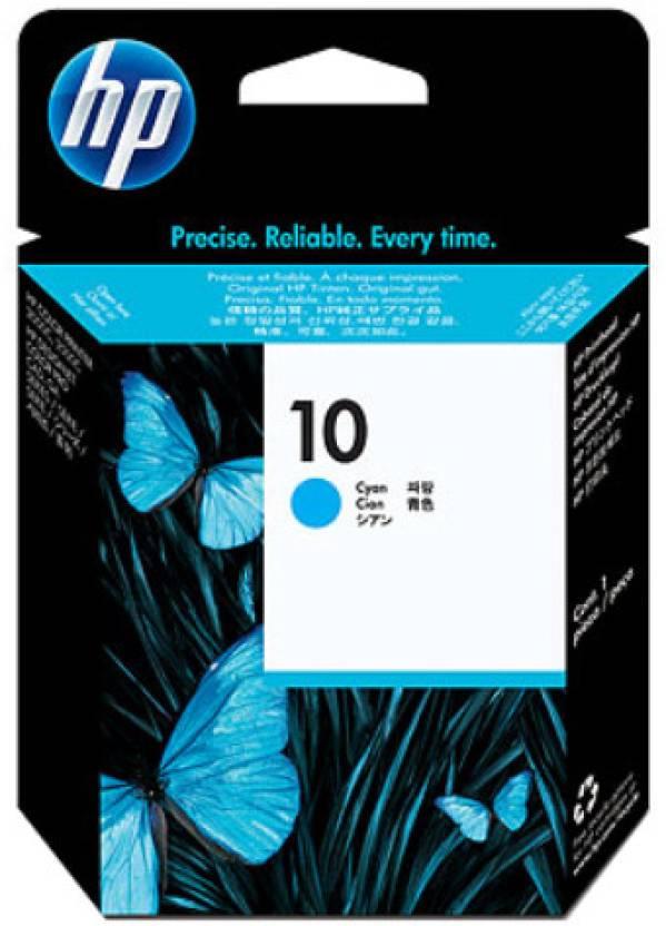 HP 10 Cyan Printhead