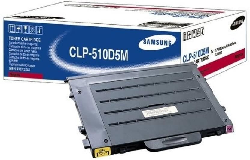 Samsung CLP 510D5M Magenta Toner Cartridge