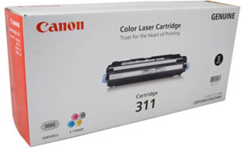 Canon Toner Cartridge 311 Black