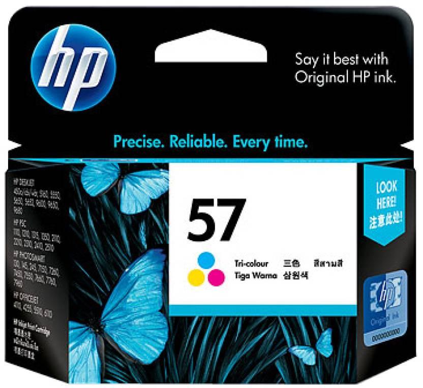 HP 57 Tricolor Ink Cartridge