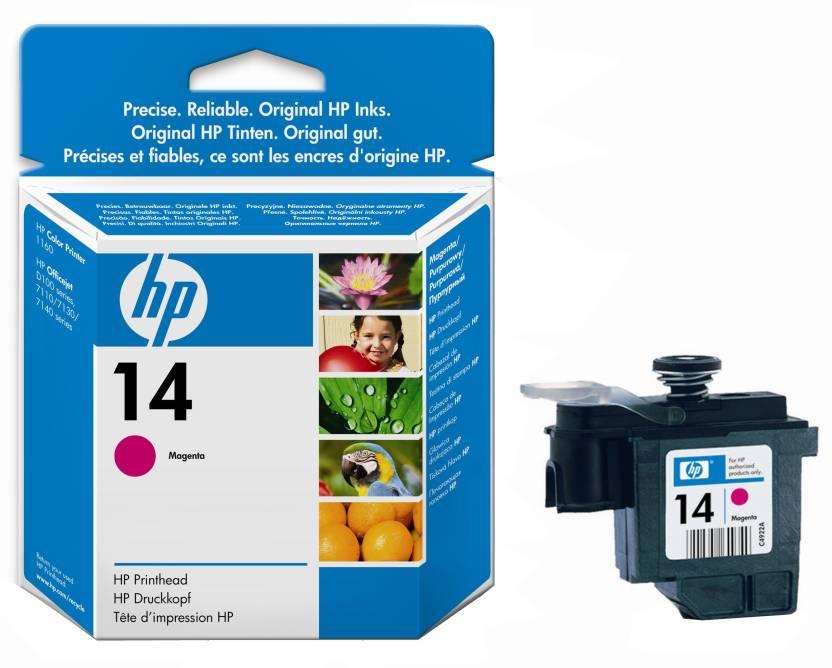HP 14 Magenta Printhead